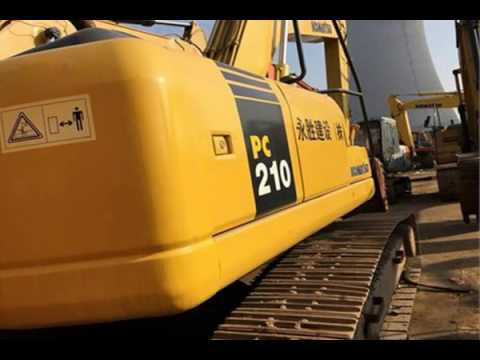 China construction machinery,excavator for sale used