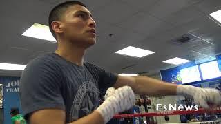 Vergil Ortiz Might Be Golden Boy Next Unstoppable Fighter EsNews Boxing
