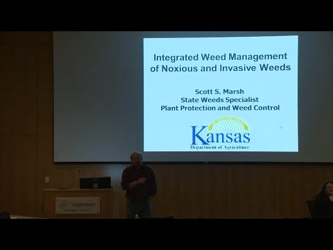 Scott S. Marsh, Trends in Integrated Weed Management