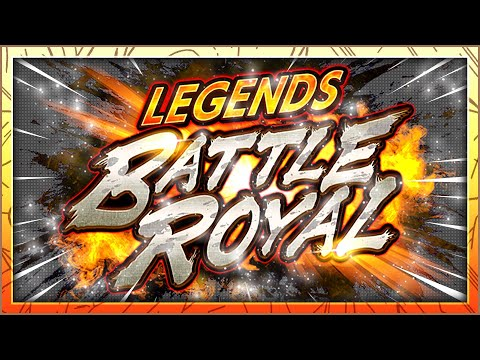 VOYAGE A LAS VEGAS OFFERT MAIS... LEGENDS BATTLE ROYAL - DRAGON BALL LEGENDS FR