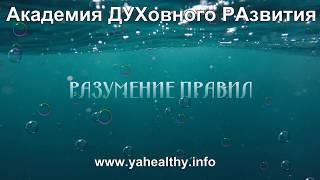 РАЗУМЕНИЕ ПРАВИЛ | славянская ведическая практика | Обучение в Харькове
