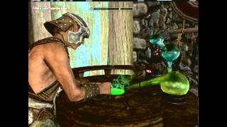 Skyrim infinite health, stamina, magicka and carry weight w/ tutorial