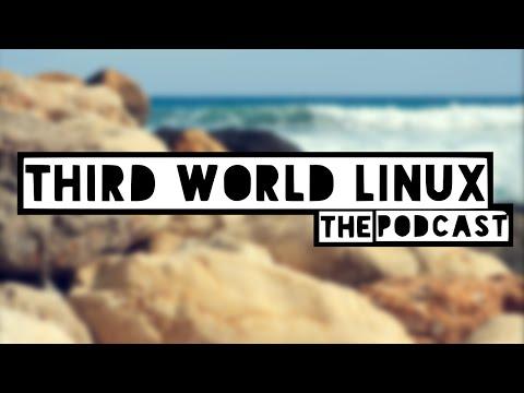 Third World Linux - ElementaryOS' Backgrounds