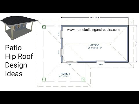 7 Design Ideas For Porches With Hip Roofs - Building And Remodeling
