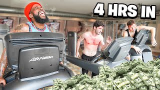 2HYPE Last To Stop Running On Treadmill Wins Cash Prize!