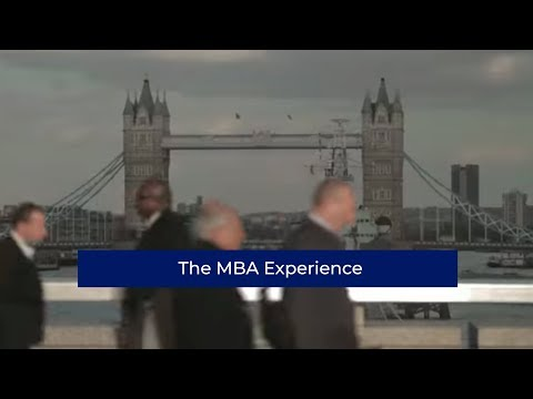 The MBA Student Experience | London Business School