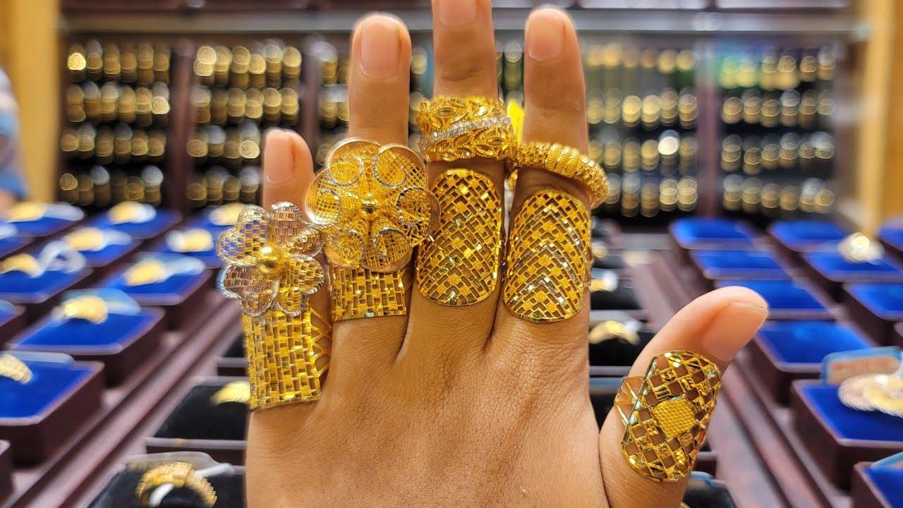 সোনার ৩ আনা হতে আংটি কালেকশন /gold finger ring collection