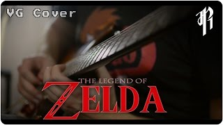Zelda A Link to the Past: Dark World - Metal Cover || RichaadEB