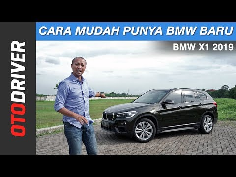 BMW X1 2019 Review Indonesia | OtoDriver