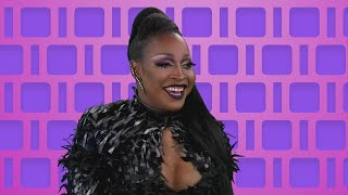 Drag Race: A'Keria C. Davenport Dishes on Vanjie and Brooke Lynn's Relationship