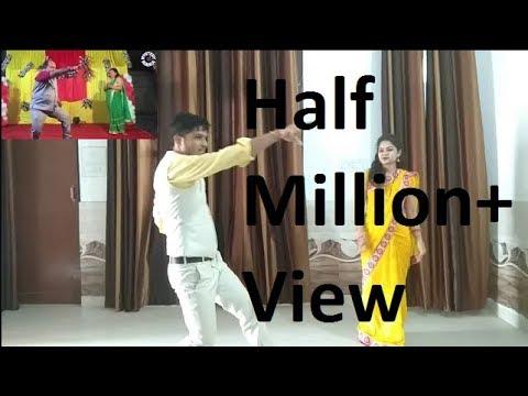 Aap Ke Aa Jane Se Song Dance Performance Viral Dabbu Uncle | Vikram and Abhinisha