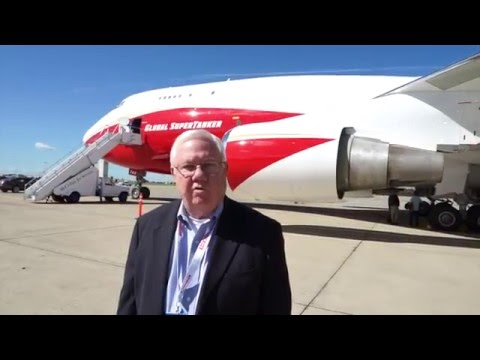 Interview with Jim Wheeler about the 747 Supertanker