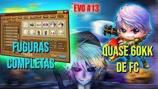 QUASE 60KK DE FC! - DDTANK EVOLUÇÃO #13