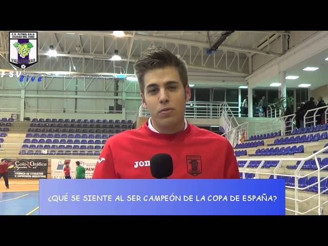#TuPreguntas Entrevista a Juanlu - F.S. VALDEPEÑAS