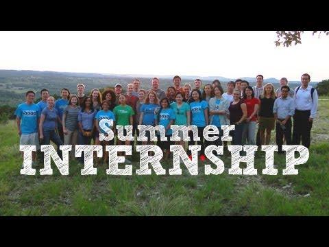 Summer Internship Promo | Christian Students