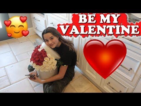 Be My Valentine (WK 424) Bratayley