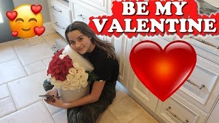 Be My Valentine (WK 424) Bratayley