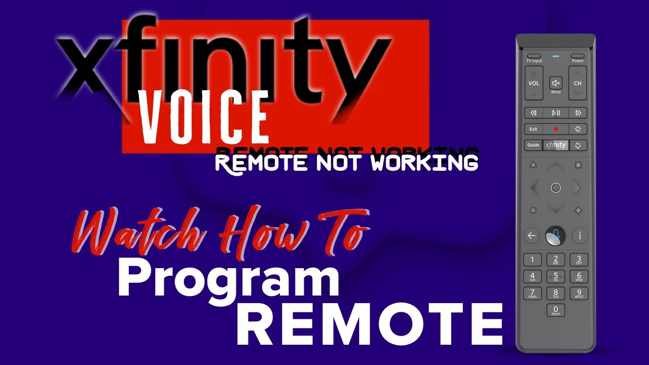 Download Program Xfinity Voice Remote MP3