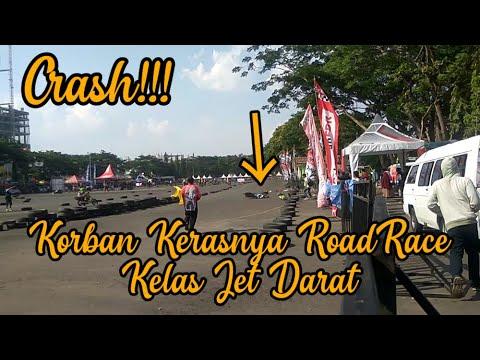 Road Race Lampung Kejurda Seri 3 kelas Rx 140 cc open