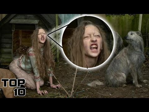 Top 10 Scary Kids Raised By Animals