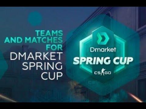 [UKCSGO] 13.04.2018 - WaR vs fnatic Academy @ DMarket.com Spring Cup Group A Decider Map 1