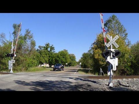 Christiana Road (TN 269) Railroad Crossing, Christiana, TN Crossing Tour