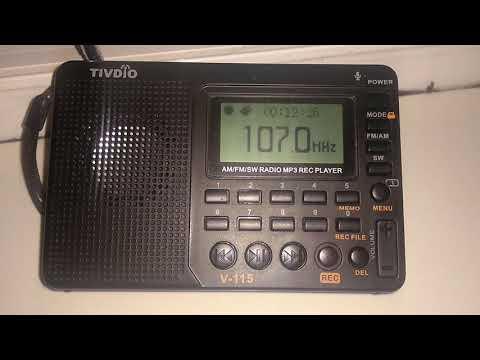 Radyo Seymen FM 107.0MHz Turkey/Istanbul - Tivdio V-115 - România/Oltenița
