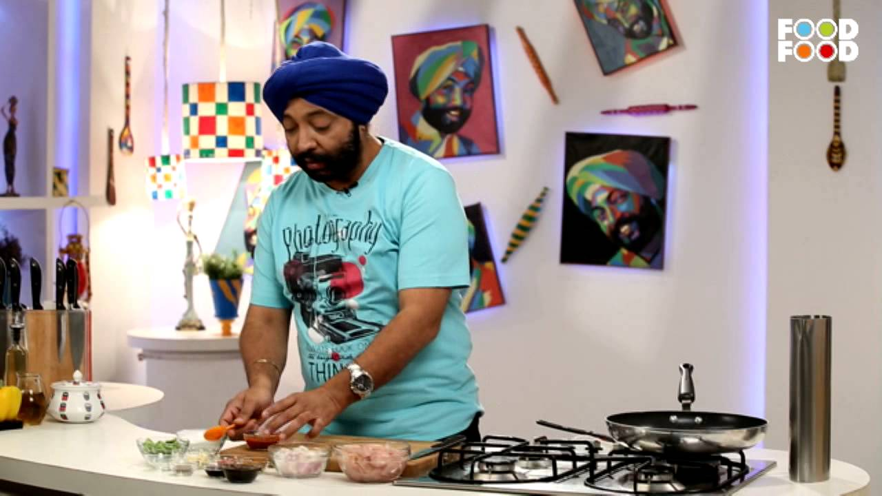 Turban tadka adraki chilli chicken chef harpal sokhi winter turban tadka adraki chilli chicken chef harpal sokhi winter special recipes youtube forumfinder Images