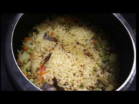Vegetable pulao recipe in pressure cooker, easy veg pulao recipe|Cook and Eat