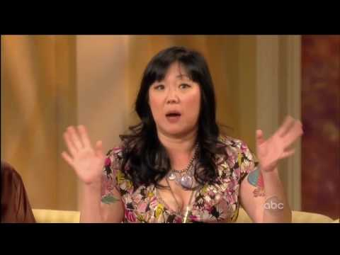 """The View—Margaret Cho promotes """"Drop Dead Diva"""""""