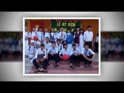 Khi tôi 18 lớp 12/6 trường THPT Hòa Ninh Vĩnh Long niên khóa 2012/2015