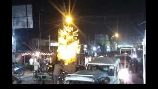 Durga Bisarjan(Bhasan) Budge Budge 2012 Part-2 of 9