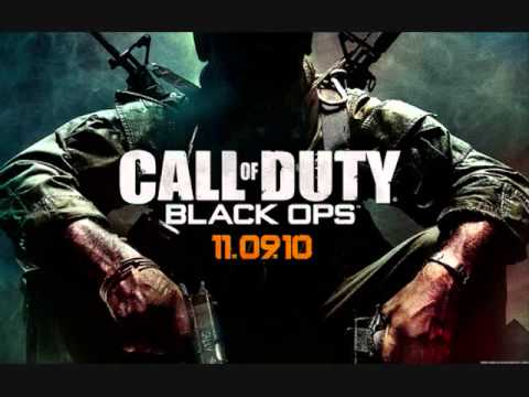 Call of Duty Black Ops: Vorkuta theme