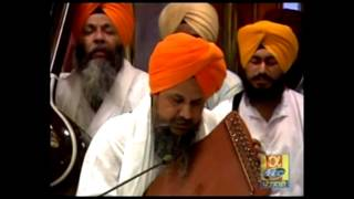 Kahe Re Ban Khojan Jayi - Dr Gurnam Singh - 04/18/07 - Live Sri Harmandir Sahib