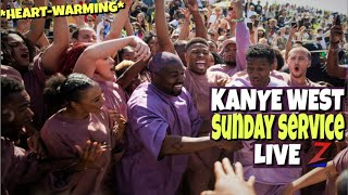 Kanye West Sunday Service Best Moments *Relaxing* - JESUS IS KING