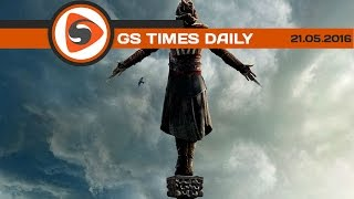 GS Times [DAILY]. Assassin's Creed, Star Wars: Battlefront, Resident Evil 7