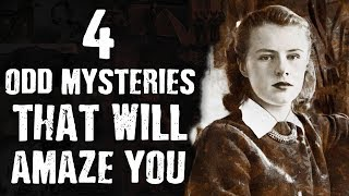 Gambar cover 4 Odd MYSTERIES That will Amaze  You