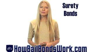 What are surety bonds?