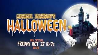 Michael Jackson's Halloween Special - (Friday Oct 27 On CBS At 12:30 pm) [TV Spot]