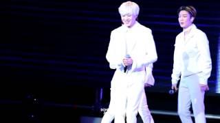 170514 YG 워킹 페스티벌 위너 - REALLY REALLY 직캠 (김진우 focus)