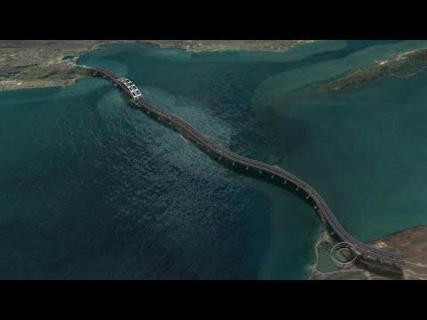 New bridge shows