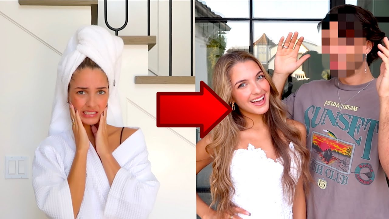 I WENT ON A DATE...get ready with me!