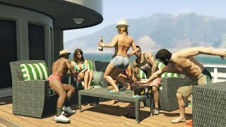 Grand Theft Auto V Gameplay Part 10 || Daddy's Little Girl