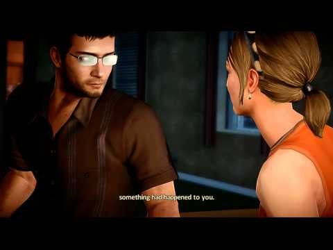 Alpha Protocol- Romance Guide Madison St. James