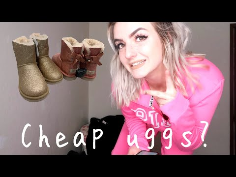 How To Get Cheap Uggs!