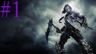 Darksiders II - Walkthrough - Part 1 - What The Hell, Death?