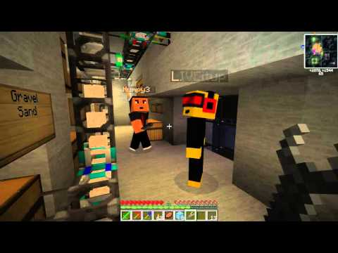 "Minecraft Episode 6 ""MFE, LV Transformer, & Solar Panels"""