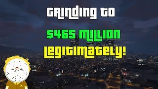 GTA Grinding To $465 Million Legitimately And Helping Subs