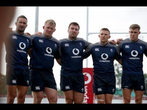 Irish Rugby TV: John Ryan On Ireland v Italy