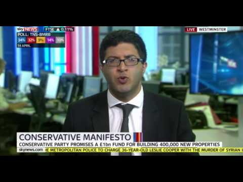 Adam Memon discusses Right to Buy on Sky News